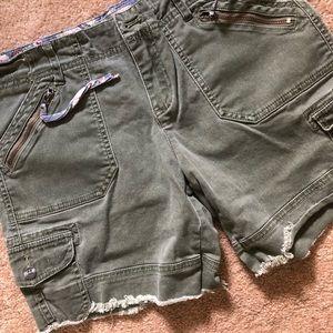 Free People shorts